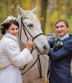 Свадебная фотосъемка, семейные и детские фотосессии со скидкой 28% от фотографа Дарьи Базарновой!