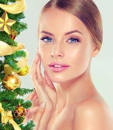 Новогодняя мечта для вашей кожи лица и тела! Скидки до 71% на уходовые процедуры в салоне красоты!
