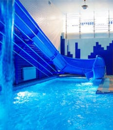 Устройте незабываемый отдых с семьей и друзьями в акваклубе