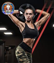 Красивое, стройное и подтянутое тело с тренажерным залом «Tropiс Gym»! Скидка на абонементы 50%!