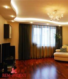 Второй потолок со скидкой до 100% или освещение в ПОДАРОК от компании «Rem-Proekt»!