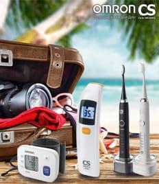 Возьмите в отпуск необходимое! Медицинские приборы для домашнего использования детям и взрослым - электро-зубные щетки, массажеры, градусники -25%!