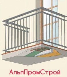 Ваш балкон становится угрозой Вашей жизни? Все виды ремонтных работ от