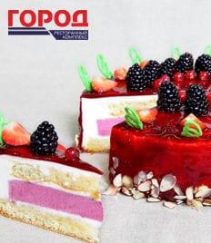 Любимые тортики и макаруны от РК