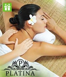 Релакс массаж, SPA-программы и распаривание в кедровой бочке со скидкой до 64% в салоне