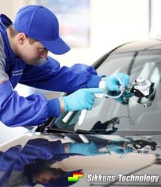 Впервые! Ремонт, установка, продажа автостекол в автотехцентре Sikkens Technology со скидкой до 50%!