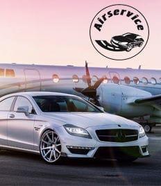 Комфорт в пути! Поездки без предоплаты на автомобилях бизнес - класса от компании «Air-сервис» со скидкой до 26%!