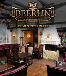 Ресторан BEERLIN приглашает Вас на OKTOBERFEST 2018! Будет много пива, вкусных закусок и отличного настроения, а также скидка 50%!