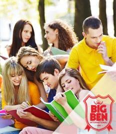 Детские лагеря и языковые курсы в Школе «Big Ben Int.» со скидкой до 17%! Занятия с носителями языка!