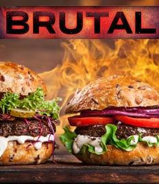 Проводим Новогодние праздники весело и вкусно со скидкой 50% в гриль-бар «BRUTAL»!