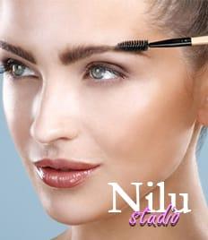 Сделай взгляд выразительным в студии красоты Нилу! Услуги для ресниц и бровей со скидкой до 50%
