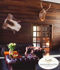 Отдых с душой! Парк-отель «Золотой Осетр» приглашает в гости и дарит скидку 30% на проживание! Ждем Вас!