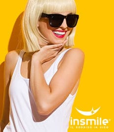 Красивая улыбка за 20 минут! Безболезненное отбеливание зубов InSmile со скидкой 60%!