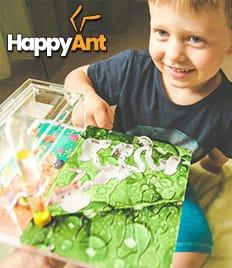 Откройте для себя маленький мир с муравьиными фермами! Компания «HappyAnt» дарит скидки до 40%.