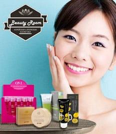 Порадуй себя этой осенью! Корейская и японская косметика в «Beauty room» со скидками до 40%.