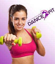 Специализированный курс по похудению в студии танца и фитнеса «DanceFit» со скидкой до 38%!.