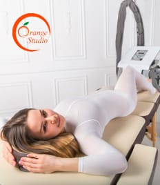 Коррекция фигуры – это легко! Аппаратный LPG-массаж и ручные виды массажа в студии красоты «Orange Studio» со скидкой 50%!