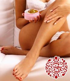 Безупречная гладкость-роскошь для Вашей кожи! Сахарная депиляция в салоне красоты