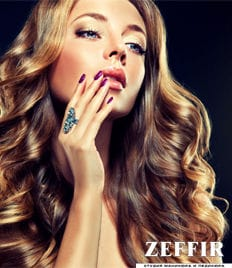 Безупречные волосы и идеальные ноготки в студии красоты