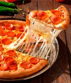 Доставка пиццы от