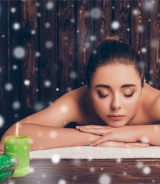Новогоднее предложение! Эксклюзивные SPA-программы по уходу за лицом и телом со скидкой до 74 % для Тебя!