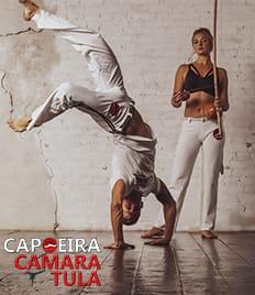 Тренировки по капоэйре для взрослых и детей со скидкой до 70% в школе боевых искусств «Камара»!