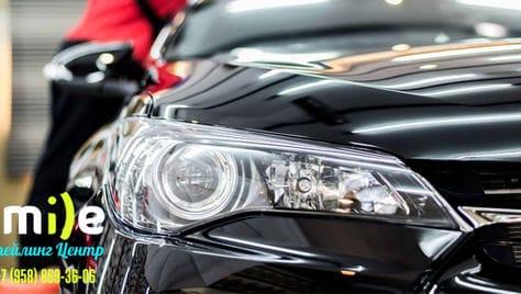 Ваша машина как новая в детейлинг центре «Смайл»! Предпродажная подготовка, химчистка, защита кузова, керамическое покрытие, полировка и т.д. -50%