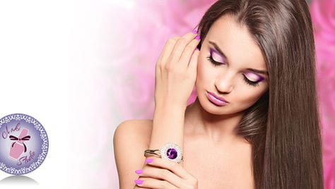 Красивые ногти и брови со скидкой до 60% в салоне красоты