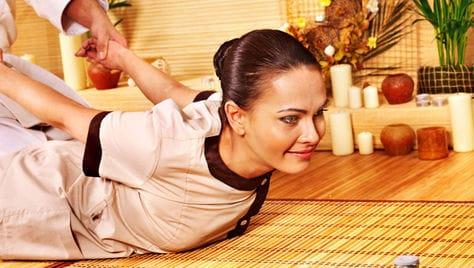 Наполнись силой, отдохни от суеты! SPA-услуги от массажного кабинета Eksi-Lance в салоне Танго со скидкой до 50 %!