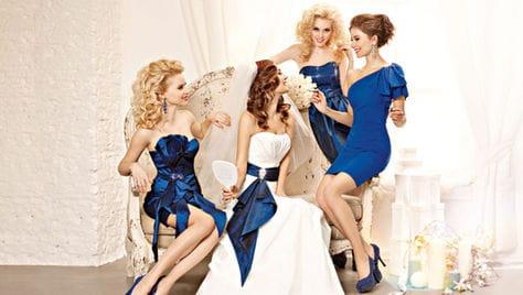 Свадебный и вечерний стиль в большом городе! Свадебный салон Гименей со скидкой до 50%!