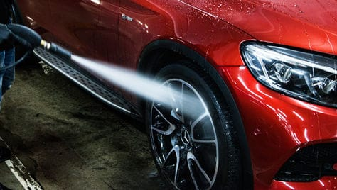 Новая автомойка на Демидовской плотине со скидкой до 64%! Ваша машина тоже любит чистоту!
