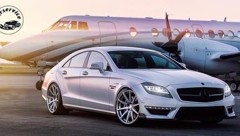 Комфортно, удобно, доступно! Поездки без предоплаты на автомобилях бизнес - класса от компании «Air-сервис» со скидкой до 17%!