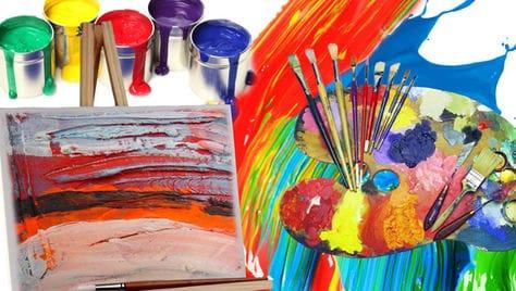 Мастер-классы по художественному рисованию для детей и взрослых от багетной мастерской