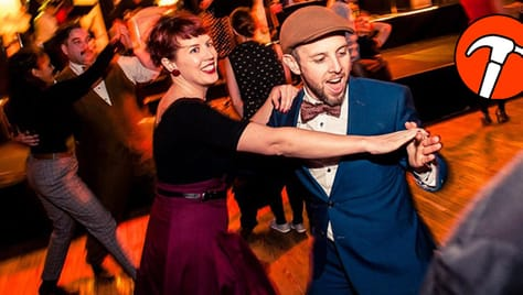Научись танцевать и заведи новые знакомства! Скидки 50% на обучение в танцевальном пространстве «Молоток»! Сольные и парные танцы, вечеринки!