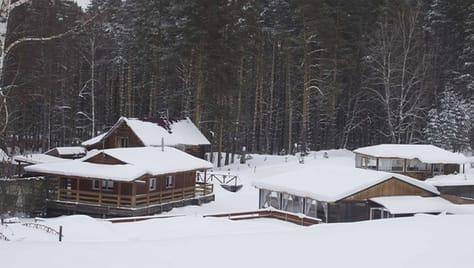 Проживание в гостинице и посещение русской бани со скидкой до 50% в загородном клубе