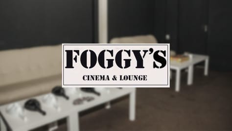 Скидка до 40% на посещение антикинотеатра «Foggys»!
