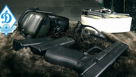 Стрельба из реального оружия в спортивно-стрелковом клубе