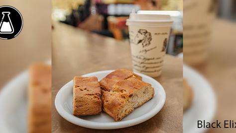 В честь открытия кофейни «Black Elixir» скидка до 100% на десерт и кофе!