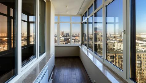 Закажи новый балкон и получи скидки до 100% от компании