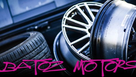 Сезонная смена шин в техцентре «BATOZ MOTORS» на ул. Оборонной д.118 со скидкой 50%!