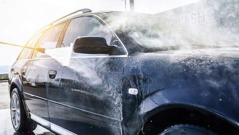 Помой машину в SBK со скидкой - 50%!