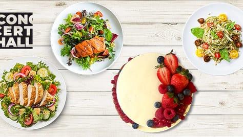 Устройте себе праздник дома! Вкусные блюда, авторские торты и свежая выпечка со скидкой до 50% от