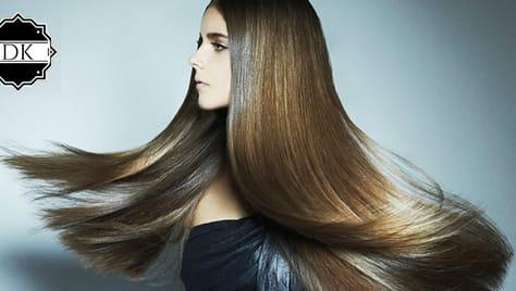 Скидка до 70% на уход за волосами и окрашивание от Студии Красивых волос