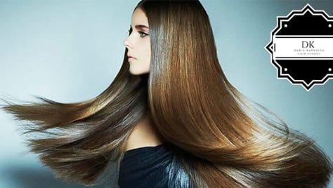 Скидка до 75% на уход за волосами и окрашивание от Студии Красивых волос