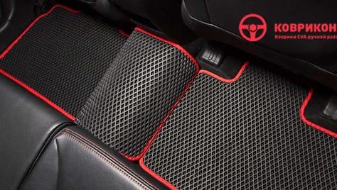 Эксклюзивные автомобильные коврики ручной работы со скидками до 40%!