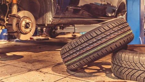 Зима близко! Шиномонтаж на Новомосковском шоссе со скидкой до 55%