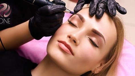 Перманентный макияж со скидкой до 53% в