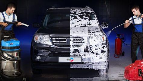 Автомойка на Рязанской дарит скидку до 50% на свои услуги! Приезжайте и оцените качество нашей мойки!