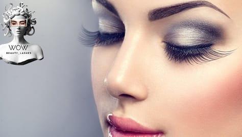 Услуги для ресниц и бровей в студии красоты «WOW BEAUTY LASHES» со скидкой до 50%!